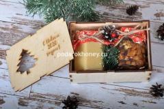 подарочные коробки для Нового года