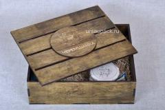 Ящик крышка-дно 30*25*10 см