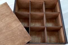 коробка на 9 ячеек