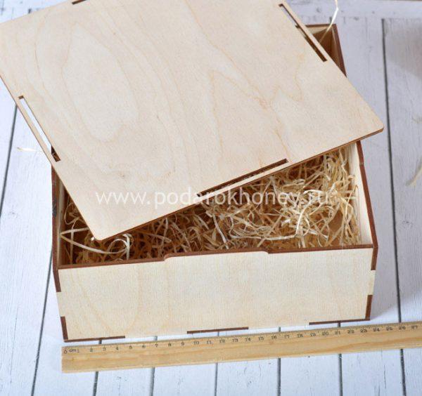 размеры коробок из фанеры