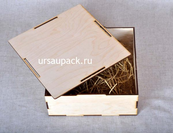 коробка из фанеры большая