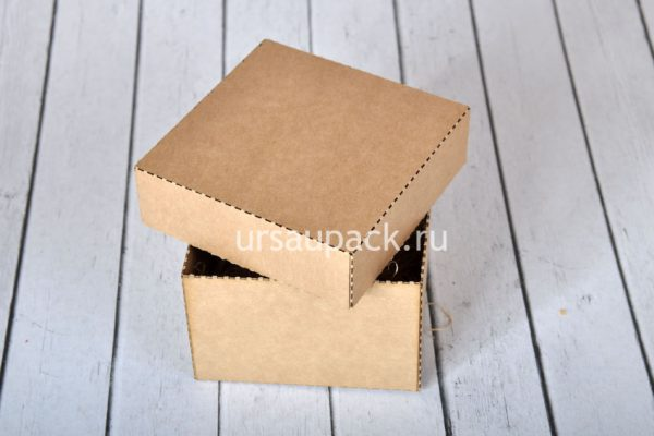 крафт коробка 9,5*6,5
