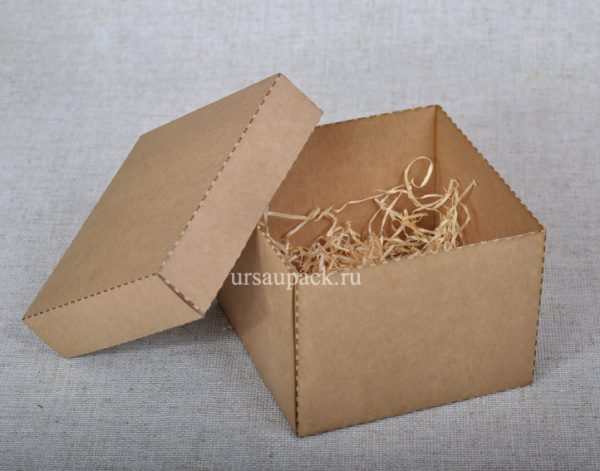изготовление коробок из картона на заказ