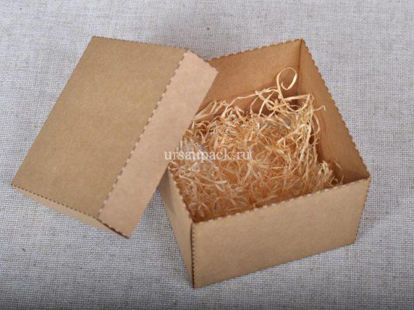 крафт коробки для подарков