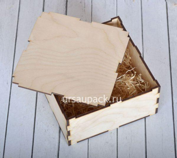 деревянные подарочные коробка
