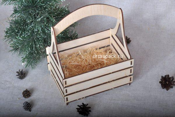 ящик для подарков на новый год