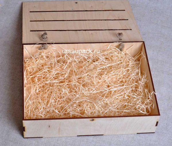 размер деревянного ящика