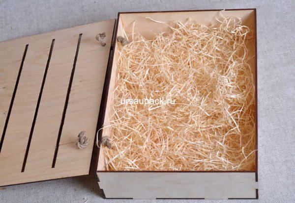 подарочный ящик размер