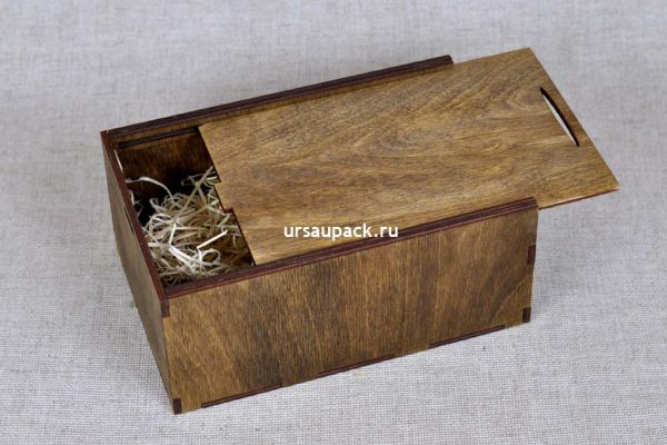 ящик пенал для подарков