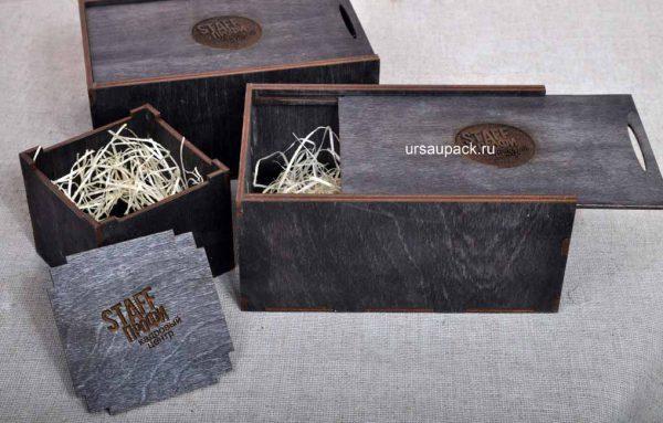 коробка-пенал для подарков