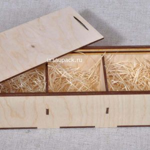 деревянная коробка под мед