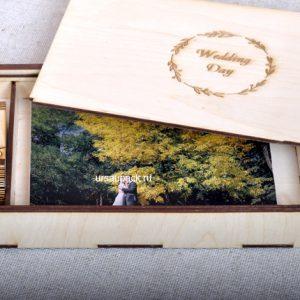 коробочка-пенал для фото