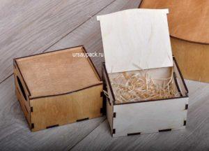 коробка на петлях
