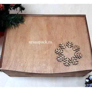 подарочная упаковка новый год