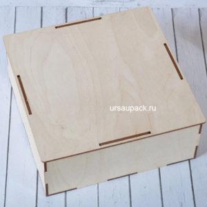 деревянная коробка под подарки Екатеринбург