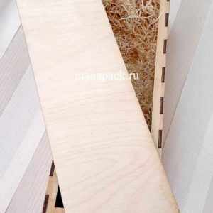 ящик деревянный подарочный