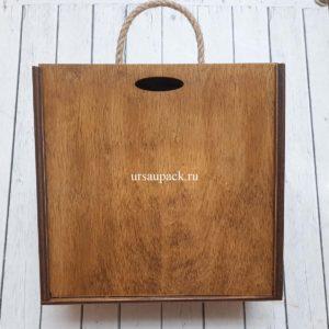 деревянный ящик купить
